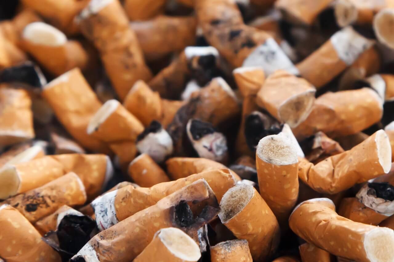 Carcinogen Chemicals In Tobacco